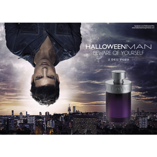 Jesus Del Pozo Halloween Man 125ml Eau de Toilette Spray