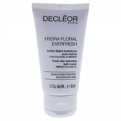 Decleor Hydra Floral Everfresh Fresh Skin Hydrating Light Cream 50ml Gezichtscrème (Tube)