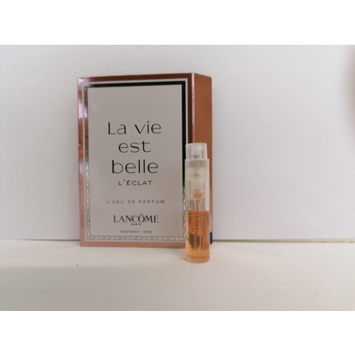 Lancôme La Vie est Belle Eclat 1,2 ml eau de parfum spray sample
