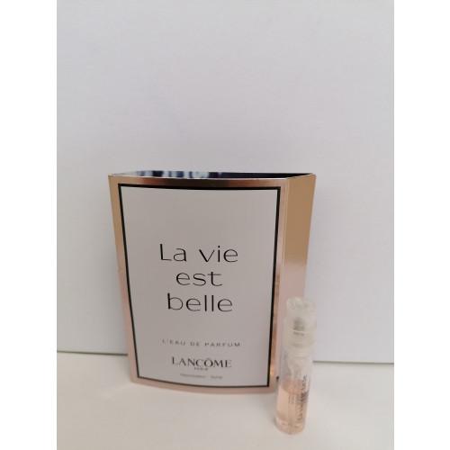 Lancôme La Vie est Belle L'eau de Parfum Sample 1,2ml