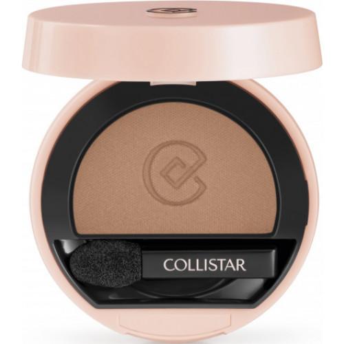 Collistar Impeccable Compact Eye Shadow Nr. 110 - Cinnamon Matte Oogschaduw