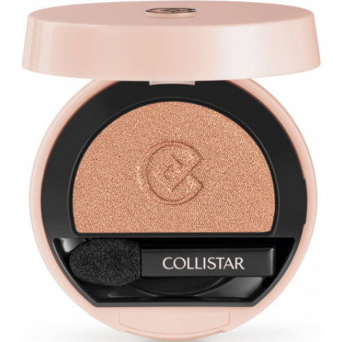 Collistar Impeccable Compact Eye Shadow Nr. 220 - Honey Satin Oogschaduw