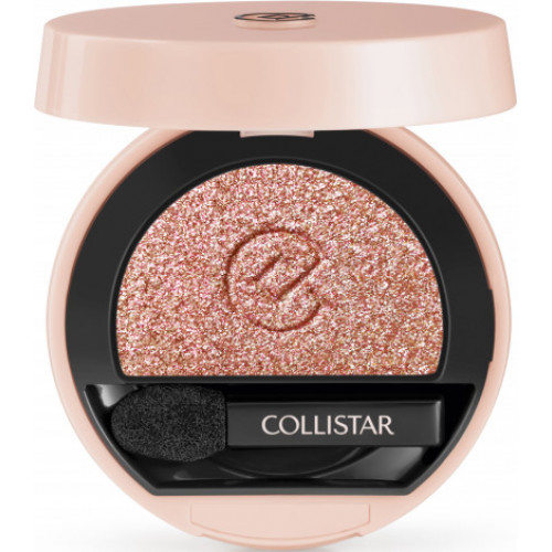 Collistar Impeccable Compact Eye Shadow Nr. 300 - Pink Gold Frost Oogschaduw