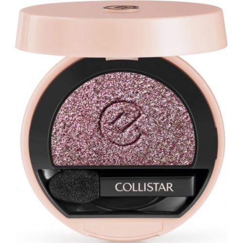 Collistar Impeccable Compact Eye Shadow Nr. 310 - Burgundy Frost Oogschaduw