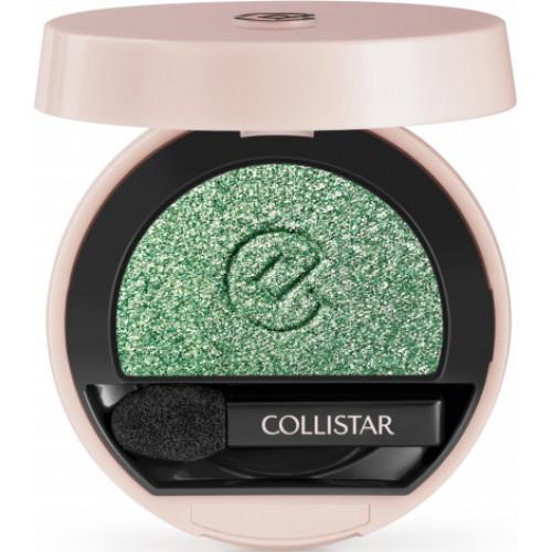 Collistar Impeccable Compact Eye Shadow Nr. 330 - Verde Capri Frost Oogschaduw