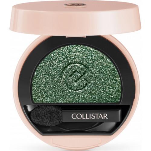 Collistar Impeccable Compact Eye Shadow Nr. 340 - Smeraldo Frost Oogschaduw