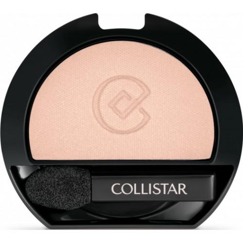 Collistar Impeccable Compact Eye Shadow Nr. 100 - Nude Matte Refill Oogschaduw