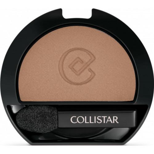 Collistar Impeccable Compact Eye Shadow Nr. 110 - Cinnamon Matte Refill Oogschaduw