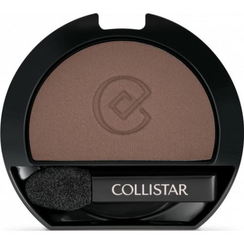 Collistar Impeccable Compact Eye Shadow Nr. 120 - Brunette Matte Refill Oogschaduw