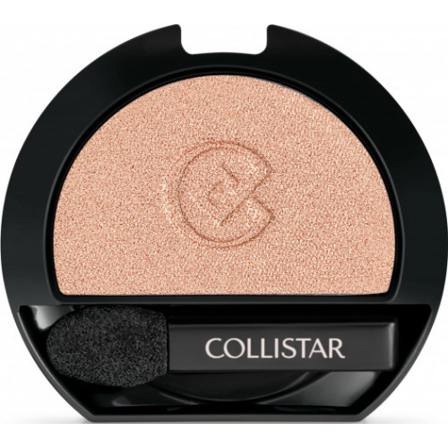 Collistar Impeccable Compact Eye Shadow Nr. 210 - Champaign Satin Refill Oogschaduw