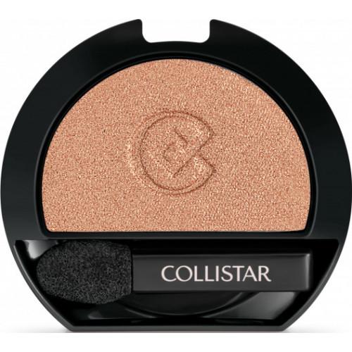 Collistar Impeccable Compact Eye Shadow Nr. 220 - Honey Satin Refill Oogschaduw