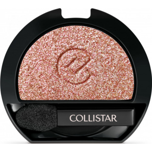 Collistar Impeccable Compact Eye Shadow Nr. 300 - Pink Gold Frost Refill Oogschaduw