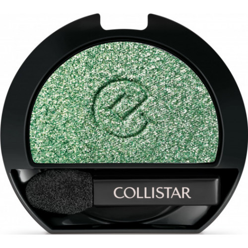 Collistar Impeccable Compact Eye Shadow Nr. 330 - Verde Capri Frost Refill Oogschaduw