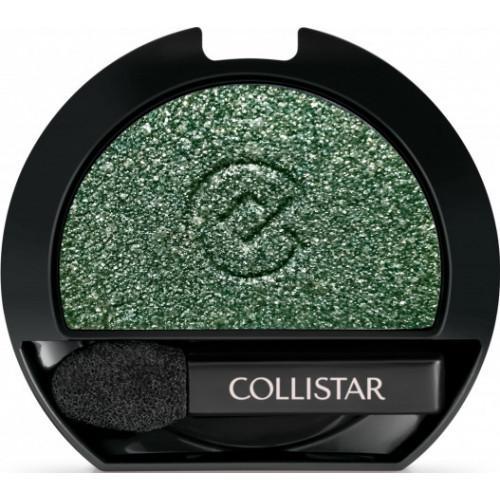 Collistar Impeccable Compact Eye Shadow Nr. 340 - Smeraldo Frost Refill Oogschaduw