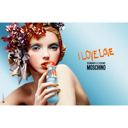 Moschino I Love Love 50ml eau de toilette spray