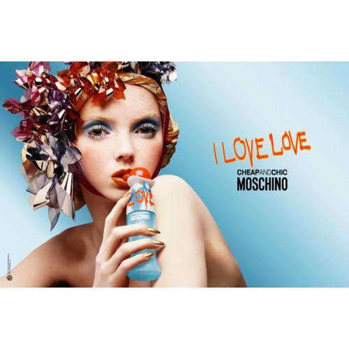 Moschino I Love Love 100ml eau de toilette spray