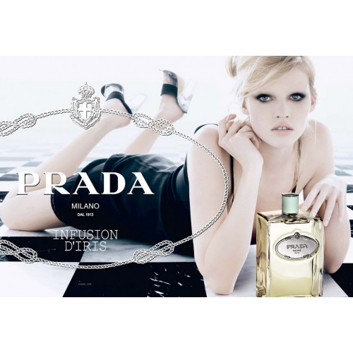 Prada Infusion d'Iris 200ml eau de parfum spray