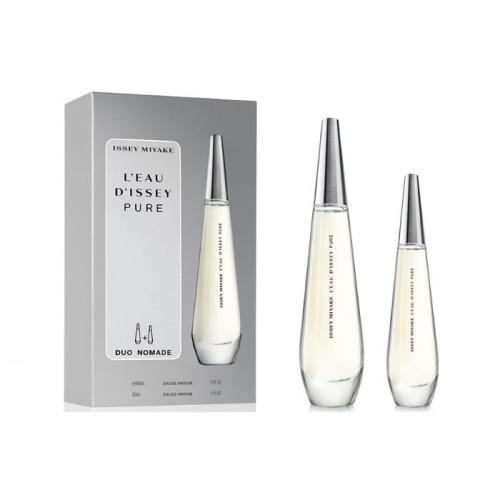 Issey Miyake L'Eau D'Issey Femme Pure Set 90ml eau de parfum spray + 30ml edp