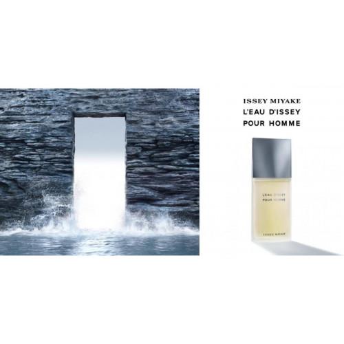 Issey Miyake L'eau D'Issey Pour Homme Set 75ml eau de toilette spray + 75ml Deodorant Stick
