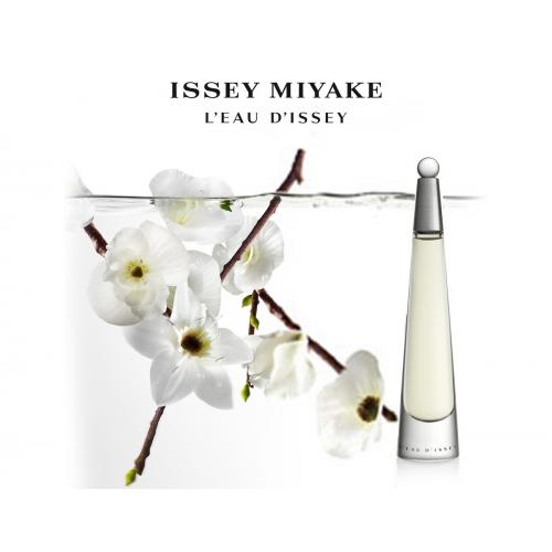 Issey Miyake L'eau D'Issey Woman Set 100ml eau de toilette  spray + 75ml Bodylotion + 10ml edt