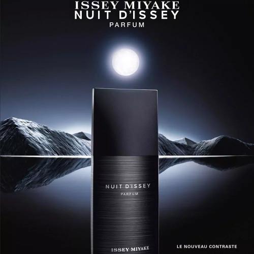 Issey Miyake Nuit d'Issey 125ml parfum spray