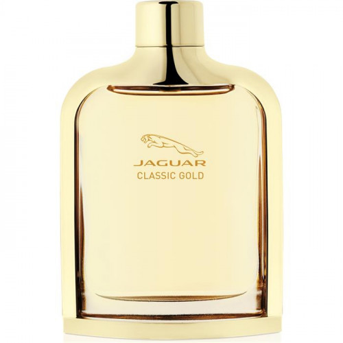 Jaguar Classic Gold 100ml eau de toilette spray