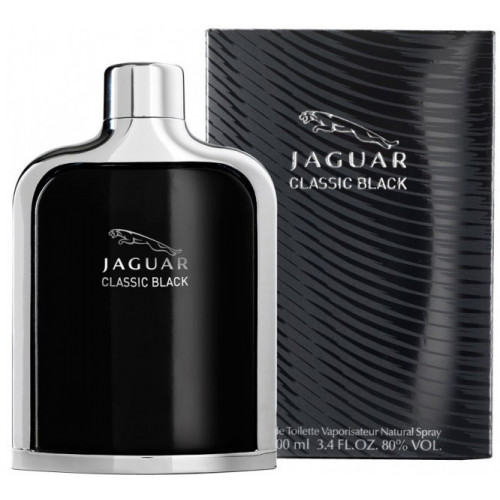 Jaguar Classic Black 100ml Eau de toilette spray
