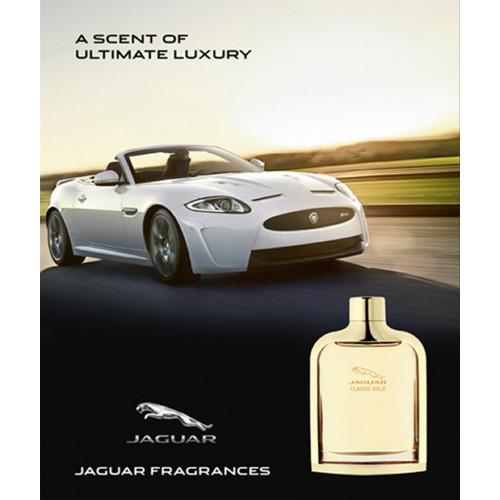 Jaguar Classic Gold 100ml eau de toilette spray