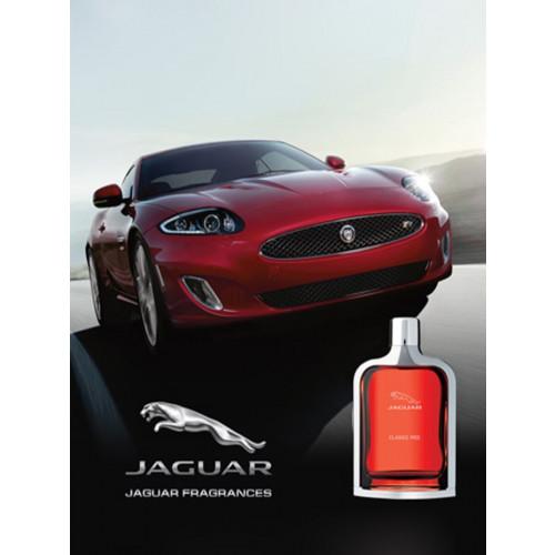 Jaguar Classic Red 100ml eau de toilette spray