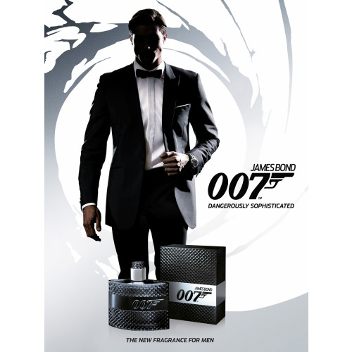 James Bond 007 50ml eau de toilette spray