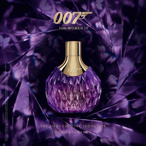James Bond 007 for Women III 50ml eau de parfum spray