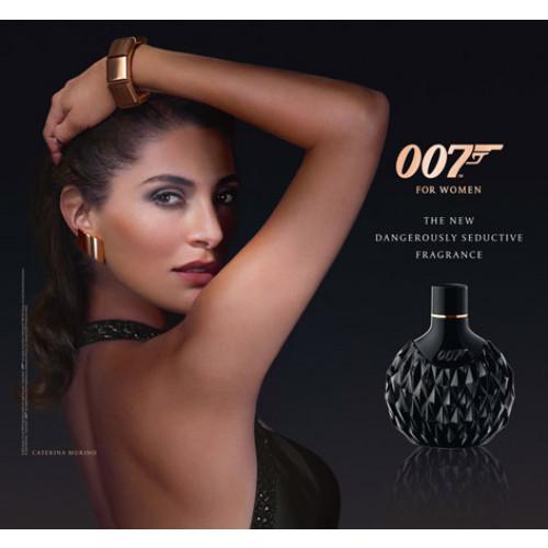 James Bond 007 For Women 50ml eau de parfum spray