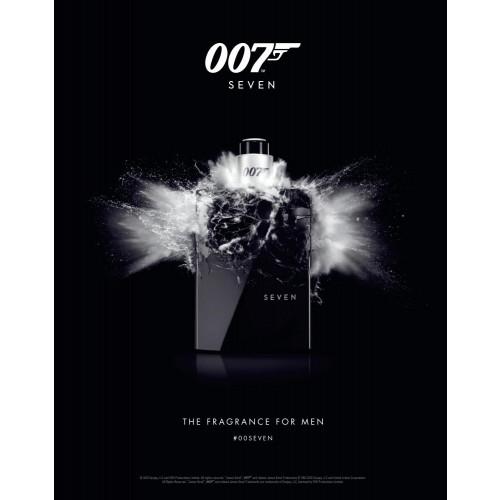 James Bond 007 Seven Intense 75ml eau de parfum spray