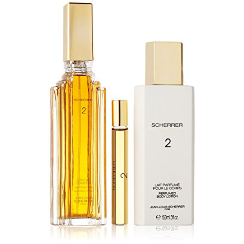 Jean Louis Scherrer Scherrer 2 Set 100ml Eau De Toilette Spray + 150ml Bodylotion + 10ml edt