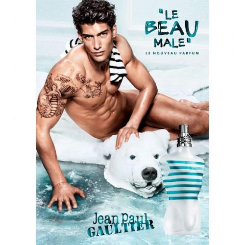 Jean Paul Gaultier Le Beau Male Fraicheur Intense 75ml eau de toilette spray