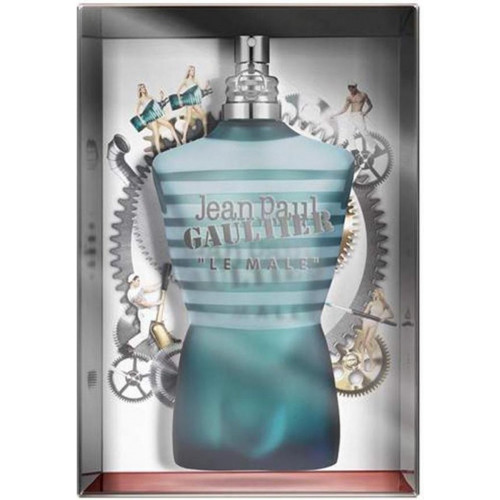 Jean Paul Gaultier Le Male 200ml eau de toilette spray window box