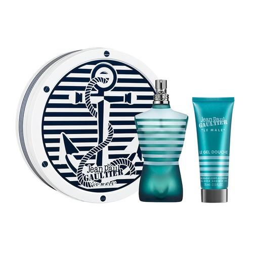 Jean Paul Gaultier Le Male  Set 125ml eau de toilette spray + 75ml showergel