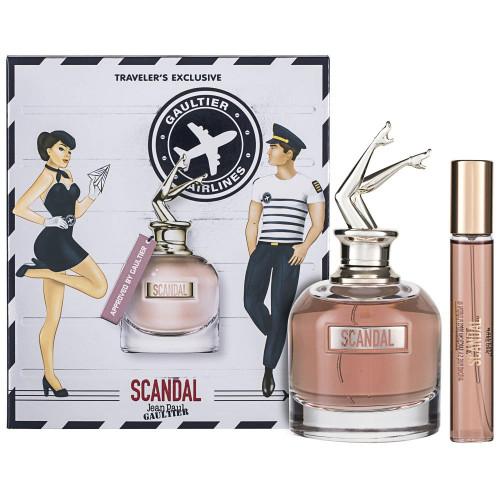 Jean Paul Gaultier Scandal Set 80 ml eau de parfum spray + 20 ml edp