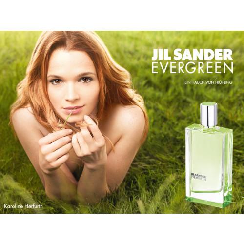 Jil Sander Evergreen 50ml eau de toilette spray