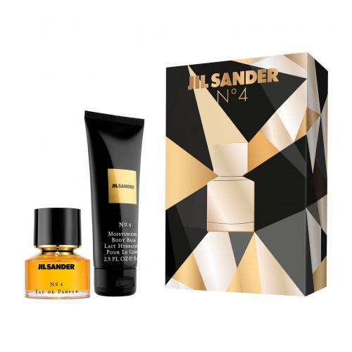 Jil Sander no 4 Set 30ml eau de parfum spray + 75ml Body Balm