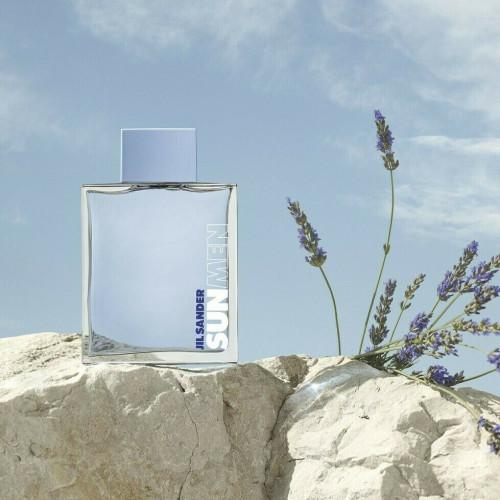 Jil Sander Sun For Men Lavendel & Vetiver 125ml eau de toilette spray