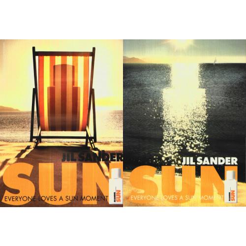 Jil Sander Sun Woman Roll-On Anti Perspirant 50ml Deodorant