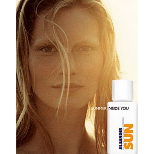 Jil Sander Sun Woman Set 75ml eau de toilette spray + gratis 75ml Showergel