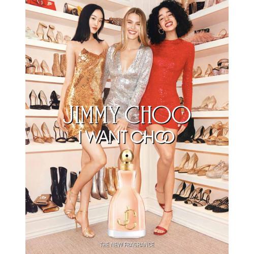 Jimmy Choo I Want Choo 60ml eau de parfum spray