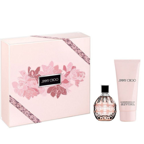 Jimmy Choo Jimmy Choo Set 60ml eau de parfum spray + 100ml Bodylotion