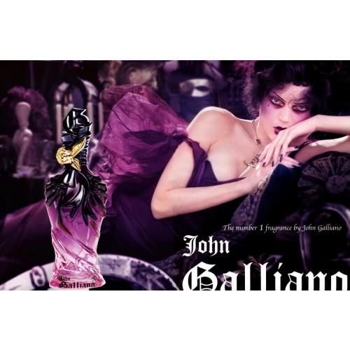 John Galliano 5ml eau de parfum miniatuur