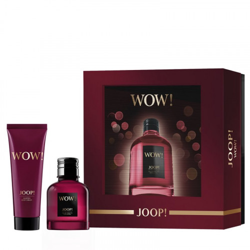 Joop Wow! For Women Set 40ml eau de toilette spray + 75ml Bodycream