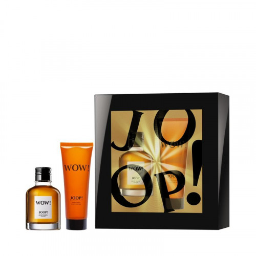 Joop Wow! Set 60ml eau de toilette spray + 75ml Showergel