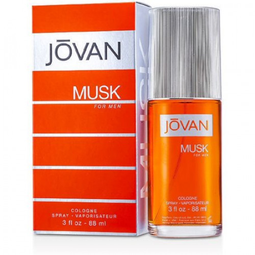 Jovan Musk for Men 88ml Cologne Spray
