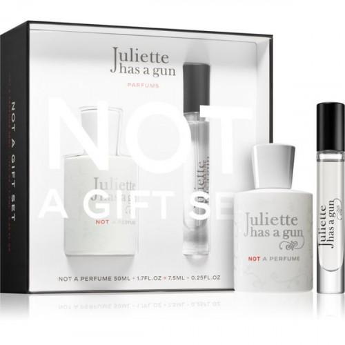 Juliette Has A Gun Not A Perfume Set 50ml Eau de Parfum Spray + 7,5ml tasspray